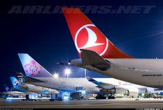 Turkish Cargo Airbus A330-243F @ CAN