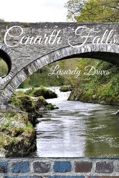 Cenarth Falls – Wales Sweden Travel, Austria Travel, Norway Travel, Spain Travel, France Travel, Europe Travel Tips, Places To Travel, Europe Destinations, Travel Advice