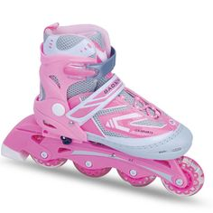 I want these sweet Rollerblades!