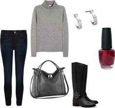 """""""***"""" by mariamorley ❤ liked on Polyvore"""
