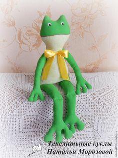 Free Frog Pattern