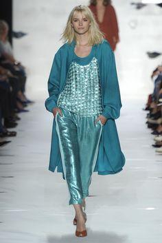 Diane von Furstenberg RTW Spring 2013 - Runway, Fashion Week, Reviews and Slideshows - WWD.com