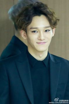 Chen | 150308 EXO Planet #2 - The EXO'luXion in Seoul Press Conference