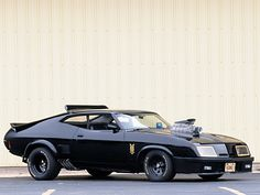 V8 Interceptor from Mad Max