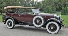 1930 Lincoln Model L Seven Passenger Dual Cowl Phaeton For Sale in West Chester, Pennsylvania   Old Car Online