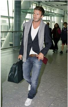 David Robert Joseph Beckham OBE, is an English former footballer. Born: May 2, 1975