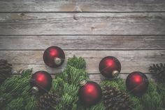 Christmas Ornaments By J Acosta Photography On Creativemarket Happy New Year Christmas Desktop, Christmas Time, Christmas Ornaments, Christmas Background Images, Computer Desktop Backgrounds, Christmas Photography, Background For Photography, Wooden Tables, Happy New Year