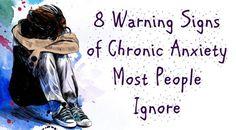 chronic anxiety FI