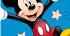Toalha de praia Mickey Chispa muito suave, com um lado em laminado com famosos personagens da disney fabricada em 100% algodao medida aproximada 70 X 140 cmoriginal Disney