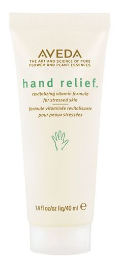 Need. Aveda 'Hand Relief' - so great for the Winter months!