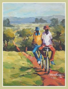 JUNIOR FUNGAI - CYCLING TO FETCH SUPPLIES