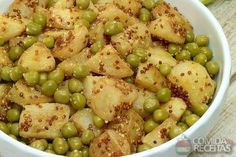 Receita de Batata sauté com ervilha em receitas de legumes e verduras, veja essa e outras receitas aqui!
