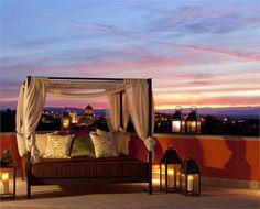 I 9 hotel con le terrazze panoramiche più belle del mondo - VanityFair.it