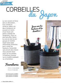 Panière Ronde Multi-Poches - Tuto PDF et Vidé Blog Couture, Creation Couture, Diy Couture Cadeau, Diy Cadeau Maitresse, Couture Sewing, Cosmetic Bag, Deco, Vide Poche, Diy Bags