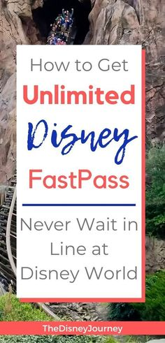 Disney FastPass Strategy: Unlimited Disney FastPass - The Best of The Disney Journey - These Disney FastPass hacks will make sure you never wait on long lines at Disney World. Fastpass Disney World, Viaje A Disney World, Walt Disney World Orlando, Disney World Secrets, Disney World Vacation Planning, Disney World Parks, Walt Disney World Vacations, Disney Planning, Disney World Tips And Tricks