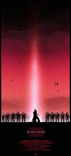 Star Wars by Colin Morella