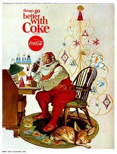 Coca-Cola Santa.