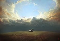 At World's End by Artem Chebokha, via Behance