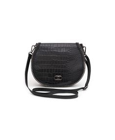 Love our latest addition the always in fashion ( Trans – seasonal) Chelsea croc embossed cross body bag in black and brown ...perfect with Jeans a power suit , or a simple dress ‪#‎handbags‬ ‪#‎freeshipping‬ ‪#‎marlafiji‬ FREE SHIPPING WITHIN AUSTRALIA Don't miss it ladies, grab it today---->http://goo.gl/hpCfLc