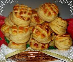 Érdekel a receptje? Hungarian Recipes, Hungarian Food, Starters, Scones, My Recipes, Nutella, Entrees, Sushi, Waffles