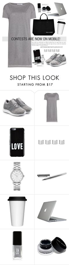 """Contests Are Now on Mobile!"" by palmtreesandpompoms ❤ liked on Polyvore featuring adidas Originals, T By Alexander Wang, Givenchy, Balmain, Maison Margiela, Marc by Marc Jacobs, Sagaform, Speck, JINsoon and Bobbi Brown Cosmetics"