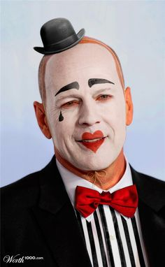 Celebrity Mimes 4 - Worth1000 Contests     Bruce Willis