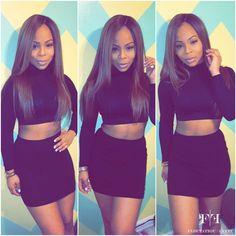 2 Piece Black OutFit 2 piece black #2piece #2peicedress #allblackeverything #sexy #gno #nyc #ove #beautiful #blondehair #laceclosure #kimkardashian #contour #macfoundation #faslelashes #drugestoremakeup #highendmakeup #macbronzer #2peicedress #2peiceoutfit #kimkardashianinspiredoutfit #khloekardashianinspiredoutfit #pencilskirt #allblack #ootd #motd #silkbasedclosure #silkbaseclosure #fullsewin #blonde