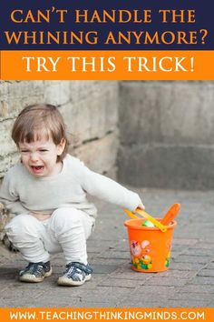 Tired of all the whining? Get your children to stop whining with this simple trick! You will be glad that you tried this trick to help your child and you! Toddler Behavior Problems, Behavior Chart Toddler, Kids Behavior, Child Behaviour, Kids Nutrition, Raising Kids, Child Development, Parenting Advice