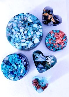 These beautiful hand crafted pieces have been personally selected by the creator of Pocket Orgonite. If you are just finding out about the dangers of WIFI, or have known of it for a while but don't know how or where to start, this kit will help take the guess work out of protecting your home. Distribute the pieces among family members or simply place them about the home where loved ones gather and experience the difference! Protecting Your Home, Starter Kit, Beautiful Hands, Sprinkles, Wifi, First Love, The Creator, Pocket, Crafts