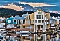 Adam and i actually lived in this apartment complex for 6 weeks. Knysna, Exotic Places, Pretoria, My Land, Holiday Destinations, Homeland, South Africa, Tourism, Trees