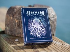 HMNIM Playing Cards on Behance