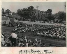 1963-Press-Photo-Commencement-exercises-of-the-Mary-D-Bradford-high-Kenosha
