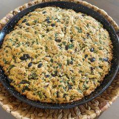 Greek Recipes, Quiche, Bread, Vegan, Baking, Breakfast, Food, Cakes, Recipies