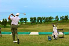 Golf 6 - Port Royal Driving Range