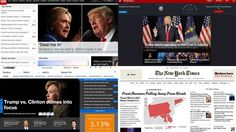 WASHINGTON—According to a report published Wednesday by analysts at the Pew Research Center, there are only 893,000 news articles, feature stories, and opinion pieces to go until the 2016 presidential election is behind us.