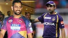 5 Reasons why Gambhir is a better IPL captain than Dhoni