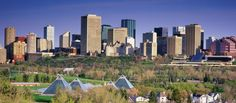 A walking tour around the city of Edmonton, the capital city of the Province of Alberta, Canada. Great Places, Places To See, Alberta Travel, Airfare Deals, Western Canada, Cheap Flights, Travel Tours, Alberta Canada, Walking Tour