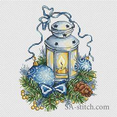 Синий фонарь