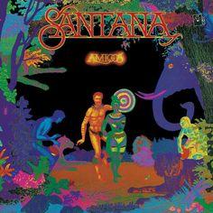 Santana - Amigos on Limited Edition 180g LP