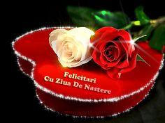 Un blog cu gif-uri: Gif-uri cu la multi ani Happy Birthday Ballons, Valentines Day Makeup, Beautiful Roses, Evo, Cake, Desserts, Flowers, Google, Birthday Greetings