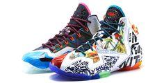 "Nike LeBron 11 ""What The LeBron"" Coming Soon"