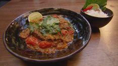 A Food, Good Food, Yummy Food, Tasty, Fish Recipes, Indian Food Recipes, Ethnic Recipes, Network Ten, Masterchef Recipes