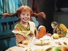 awww Pippi :) I wanted to be just like her! i still strive to make the soup with the nails that she managed to eat! Pippi Longstocking, Happy Summer, My Childhood Memories, Retro Toys, 90s Kids, Back In The Day, Pepsi, The Past, About Me Blog