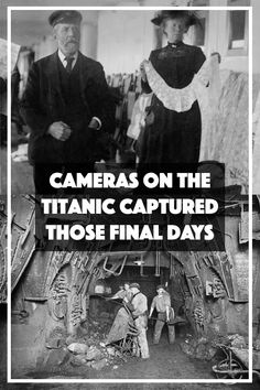 History Discover History Discover Rare Photos From The Titanic Show Its More Horrifying Than The Movie Let On Rms Titanic Titanic Photos Titanic History Titanic Movie Titanic Ship History Photos History Facts Strange History History Timeline Titanic Ship, Titanic Movie, Rms Titanic, History Photos, History Facts, History Timeline, Strange History, History Memes, Rare Photos