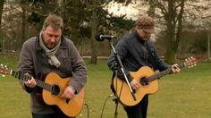 Doves perform' Kingdom of Rust' live at Jodrell Bank