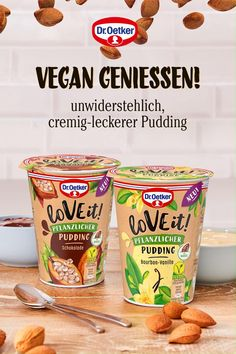Vegetarian Recipes, Snack Recipes, Healthy Recipes, Healthy Food, Vegan Pasta, Vegan Food, Rainbow Food, Baked Oatmeal, Ben And Jerrys Ice Cream