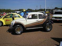 VW Fusca Beetle Baja 1976