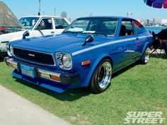 Image detail for Japanese Classic Car Show Left Side View Photo 12 Corolla Sport, Corolla Car, Toyota Corolla, Toyota Celica, Classic Car Show, Classic Cars, Toyota Cressida, Toyota Starlet, Best Muscle Cars