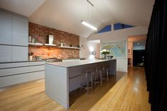 windows in a raked ceiling - Google Search