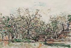 TAPANI RAITTILA  Garden (1972)